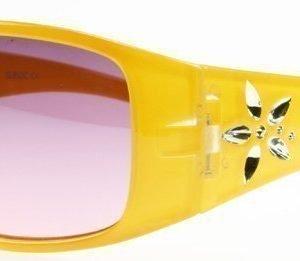 SXUC Junior Belle K219 Keltainen Aurinkolasit