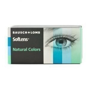 Soflens Natural Colors 2/pkt Piilolinssit