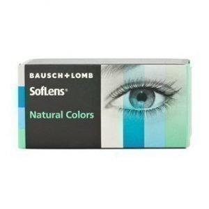 Soflens Natural Colors 2/pkt Piilolinssit