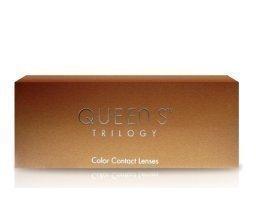 Soleko Queen's Trilogy kuukausilinssit 2 kpl