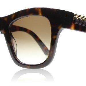 Stella McCartney 0011S 002 Havanna Aurinkolasit