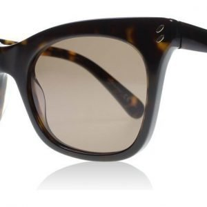 Stella McCartney 0025S 2 Tumma havanna Aurinkolasit