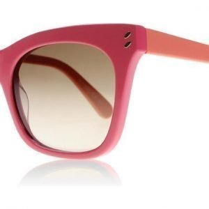 Stella McCartney 0025S 4 Pinkki-oranssi Aurinkolasit