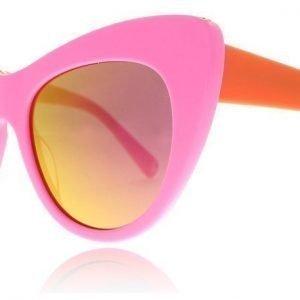 Stella McCartney Kids 0001S 2 Pinkki-oranssi Aurinkolasit