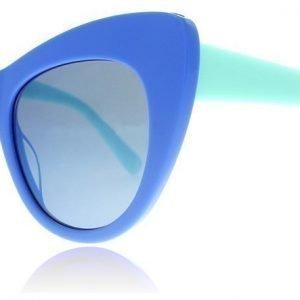 Stella McCartney Kids 0001S 4 Sininen-vihreä Aurinkolasit