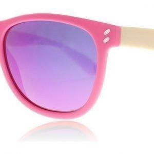 Stella McCartney Kids 0005S 3 Pinkki-oranssi Aurinkolasit