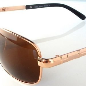 Suntique Cool Gold Unisex aurinkolasit