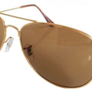 Suntique Pilot Brown Medium aurinkolasit