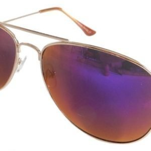 Suntique Pilot Purple Medium aurinkolasit