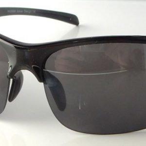 Suntique sport svart aurinkolasit