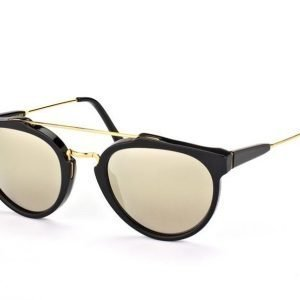 Super by Retrosuperfuture Giaguaro Black Ivory MIO/R Aurinkolasit