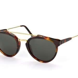 Super by Retrosuperfuture Giaguaro Classic Havana 8PC/R Aurinkolasit