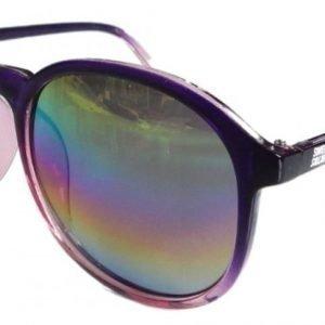 Sweet Rainbow Lila Mirror aurinkolasit