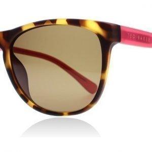 Ted Baker Marin 169 Kilpikonna-pinkki Aurinkolasit