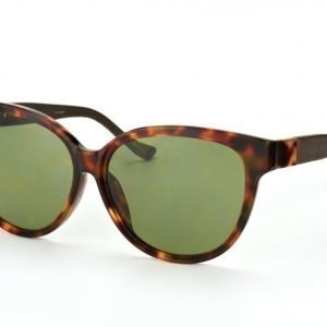 The Row RO 66 9 Tortoise Shell Walnut Leather aurinkolasit