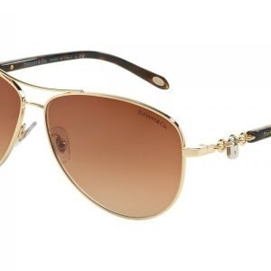 Tiffany & Co. TF3034 Locks Collection 60023B Aurinkolasit