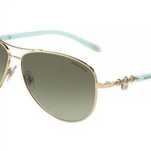 Tiffany & Co. TF3034 Locks Collection 60213M Aurinkolasit