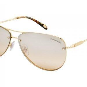 Tiffany & Co. TF3039B Twist Collection 60023D Aurinkolasit