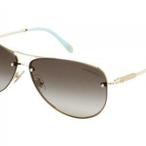 Tiffany & Co. TF3039B Twist Collection 60213M Aurinkolasit