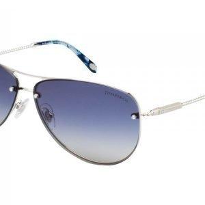 Tiffany & Co. TF3039B Twist Collection 60514L Aurinkolasit