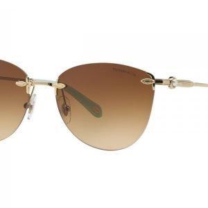 Tiffany & Co. TF3042H Ziegfeld Collection 60873B Aurinkolasit