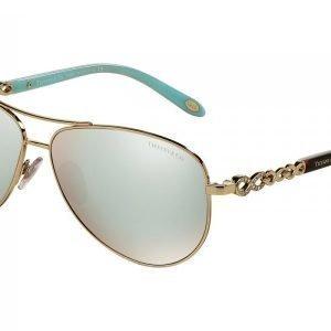 Tiffany & Co. TF3049B 609164 Aurinkolasit