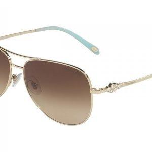Tiffany & Co. TF3052B 60913B Aurinkolasit