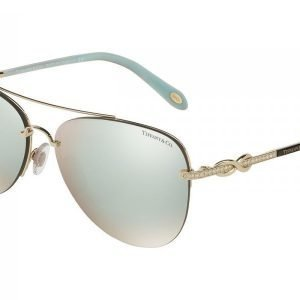 Tiffany & Co. TF3054B 602164 Aurinkolasit