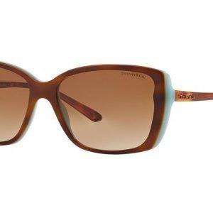 Tiffany & Co. TF4079 81643B Aurinkolasit