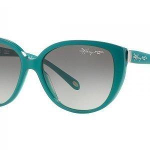 Tiffany & Co. TF4082 81723C Aurinkolasit