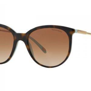 Tiffany & Co. TF4087B Twist Collection 81343B Aurinkolasit