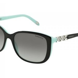 Tiffany & Co. TF4090B Victoria Collection 8055/3C Aurinkolasit