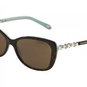 Tiffany & Co. TF4103HB 81343G Aurinkolasit