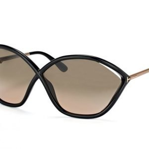 Tom Ford Bella FT 529/S 01B Aurinkolasit