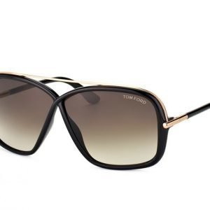 Tom Ford Brenda FT 0455/S 01K Aurinkolasit