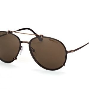 Tom Ford Dickon FT 527/S 49J Aurinkolasit