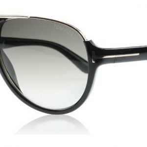 Tom Ford Dimitry 0334S 01P Musta-kulta Aurinkolasit
