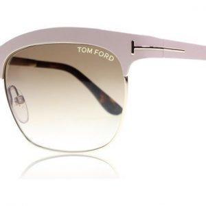 Tom Ford Elena 74F Pinkki Aurinkolasit