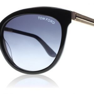 Tom Ford Emma 05W Musta-sininen Aurinkolasit