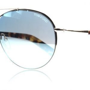 Tom Ford Eva 0374S 28X Kulta Aurinkolasit