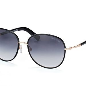 Tom Ford Georgia FT 0498/S 01B Aurinkolasit