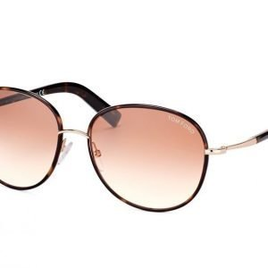 Tom Ford Georgia FT 0498/S 52F Aurinkolasit