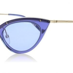 Tom Ford Grace 0349S 90V Sininen Aurinkolasit