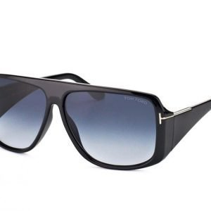 Tom Ford Harley FT 0433/S 01W Aurinkolasit