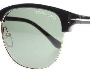 Tom Ford Henry 0248 05n Musta Aurinkolasit