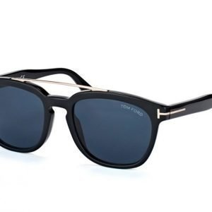Tom Ford Holt FT 0516/S 01A Aurinkolasit