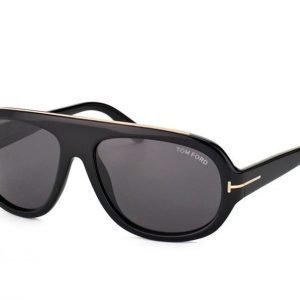 Tom Ford Hugo FT 0444/S 01A Aurinkolasit