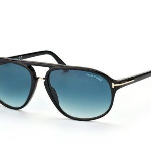 Tom Ford Jacob FT 0447/S 01P Aurinkolasit