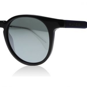 Tommy Hilfiger 1350S JW9 Musta Aurinkolasit