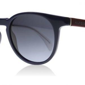 Tommy Hilfiger 1350S JX3 Sininen-punainen Aurinkolasit